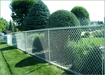 chain link fence installation. Modren Chain Chain Link Fence Metal Fencing With Fence Installation