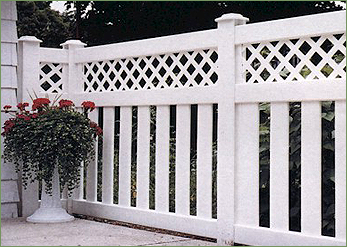 Color Samples - Vinyl Fence - Buy Vinyl Fence