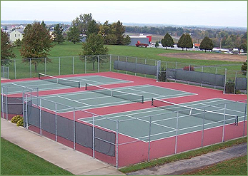 Tennis Court Construction FAQ | Renner Sports Surfaces